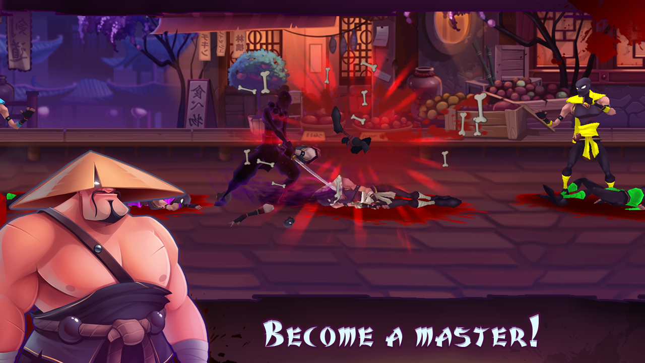 Fatal Fight Apk + Data