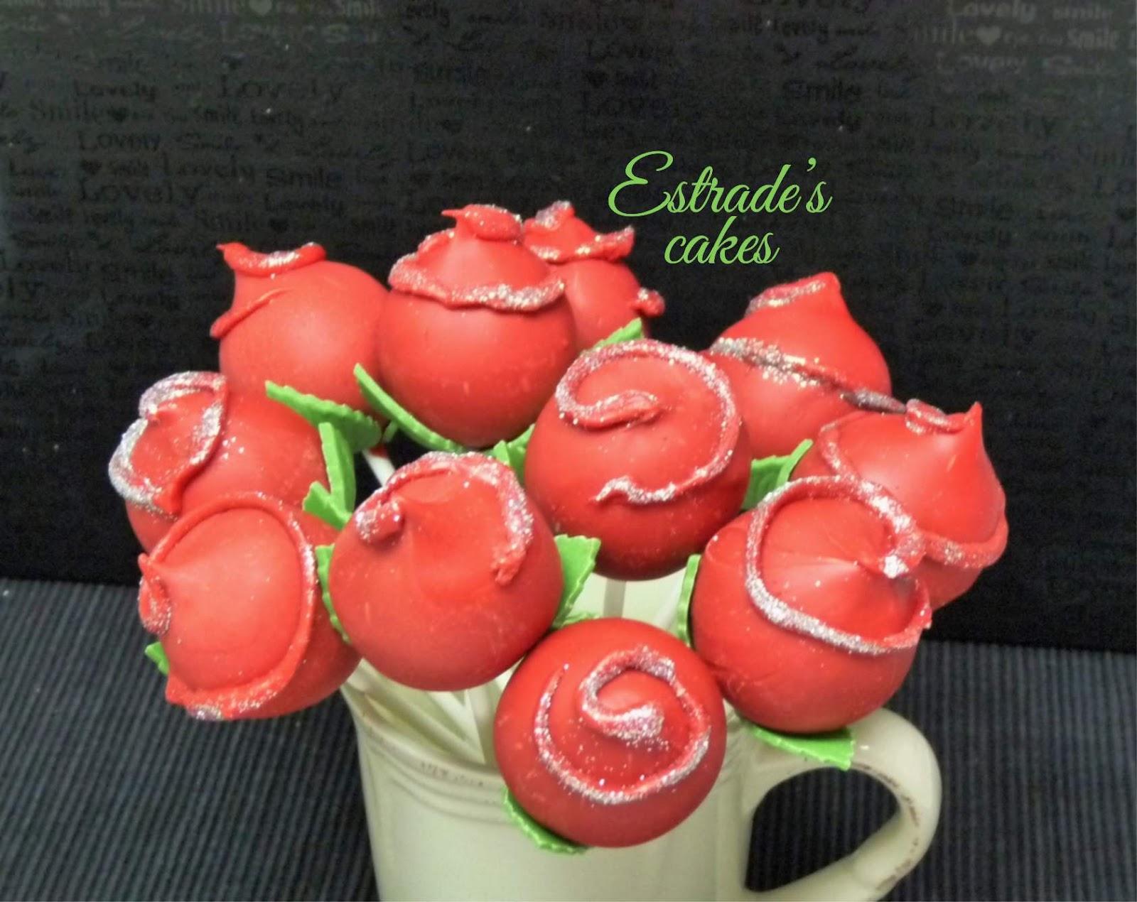 cake pops rosas rojas-2