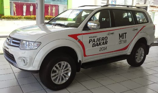 Data Pajero Dakar 2014.html   Autos Post