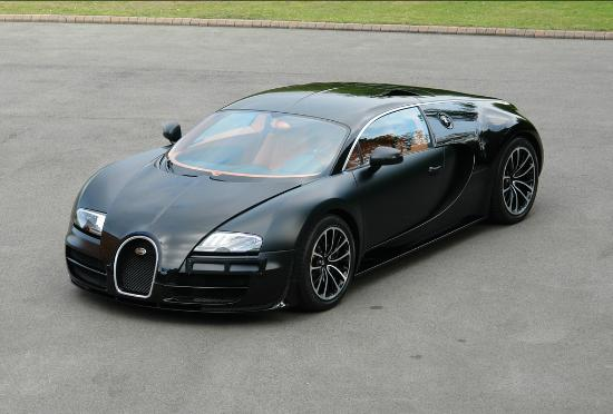 motor mania buzz first bugatti veyron super sport sang. Black Bedroom Furniture Sets. Home Design Ideas