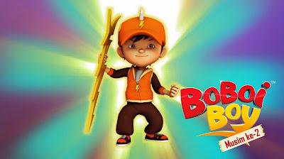 Download Foto Boboiboy Halilintar