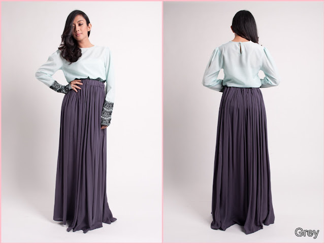 harga, pleat, skirt, pleated, murah