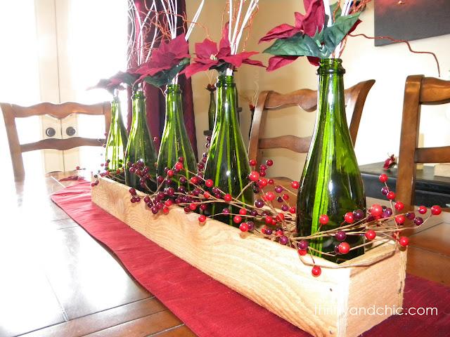 diy wood vase