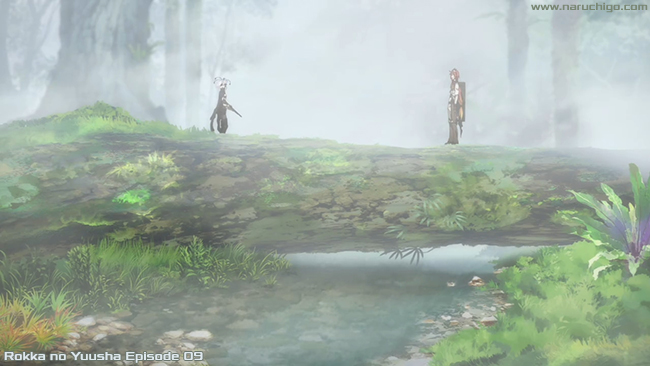 Rokka no Yuusha Episode 09 Subtitle Indonesia   Naruchigo.com