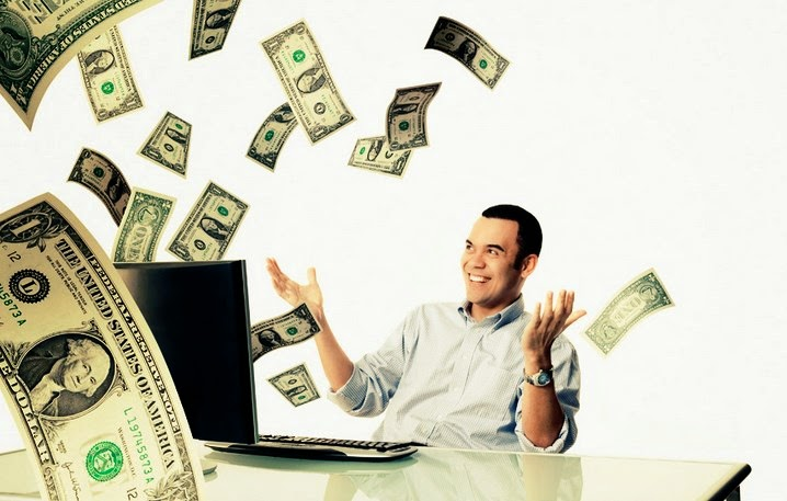 Harus Kerja Keras Jika Ingin Mendapatkan Uang Secara Online
