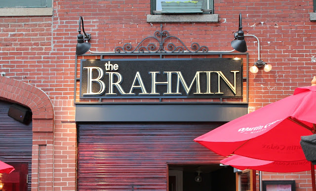 The Brahmin, Boston, Mass.