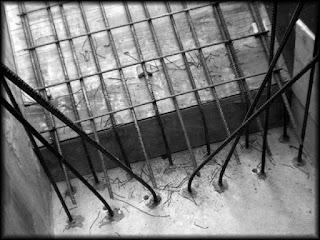 proyecto y puesta en obra-escalera hormigón