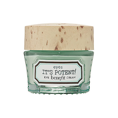 Benefit, Benefit It's Potent Eye Cream, skin, skincare, skin care, eye cream, the best travel beauty products