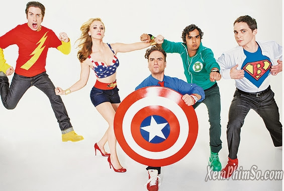 Vụ Nổ Lớn Phần 7 xemphimso The Big Bang Theory 7