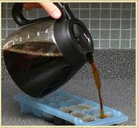 Πώς μπορούμε έναν καυτό καφέ να τον κάνουμε χλιαρό ή έναν καφέ σε θερμοκρασία δωματίου  να τον κάνουμε πάλι παγωμένο χωρίς να το αραιώσουμε;
