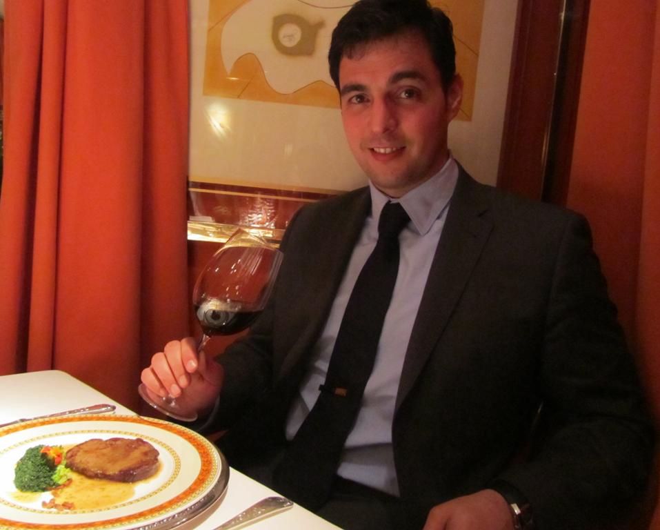 Urbina vinos blog restaurante zalacain for Utillaje cocina