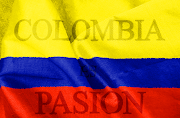 Bandera de la Gran Colombia (1819). Bandera de la Gran Colombia (1820) band