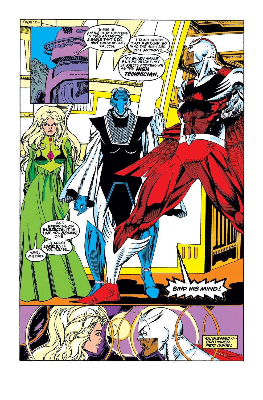 Captain America (1968) Issue #415 #364 - English 22