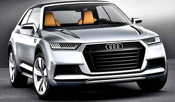 2016 Audi Q1 Review