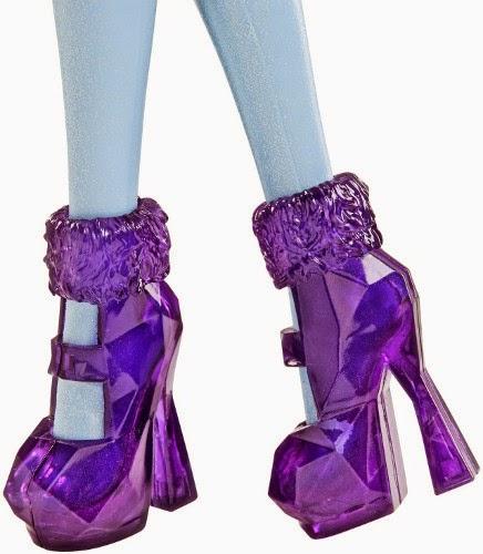 JUGUETES - MONSTER HIGH Geek Shriek  Abbey Bominable | Muñeca  Producto Oficial | Mattel | A partir de 6 años