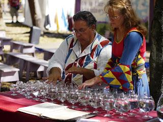 Artisan Crafts at Renaissance Festival in Deerfield Beach