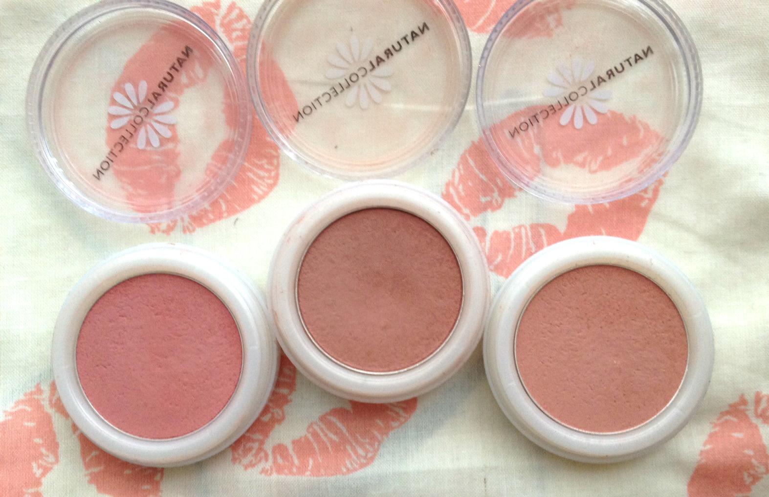 Organic blush