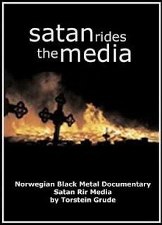 Satan Rides the Media: Black Metal Noruego y Quema de Iglesias