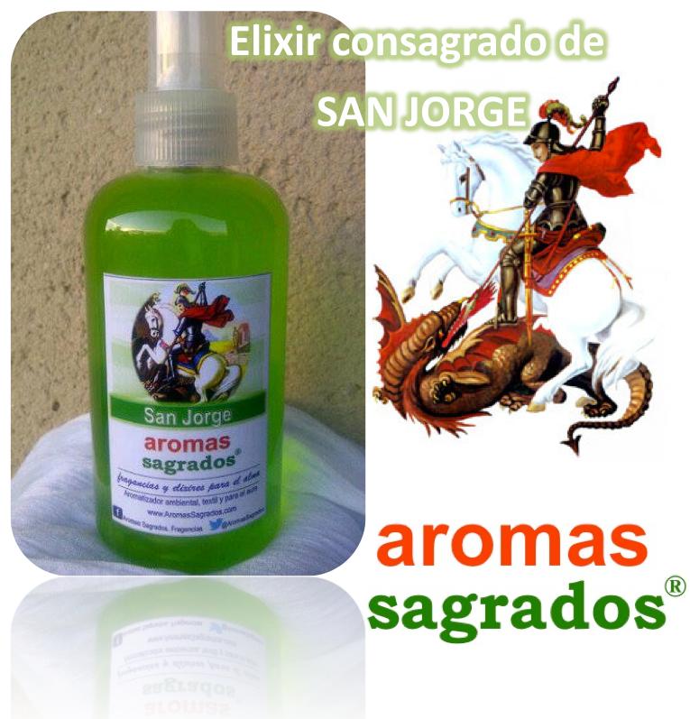 Elixir consagrado de San Jorge
