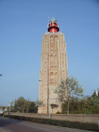 Phare Westkapelle Hoog (Pays-Bas)