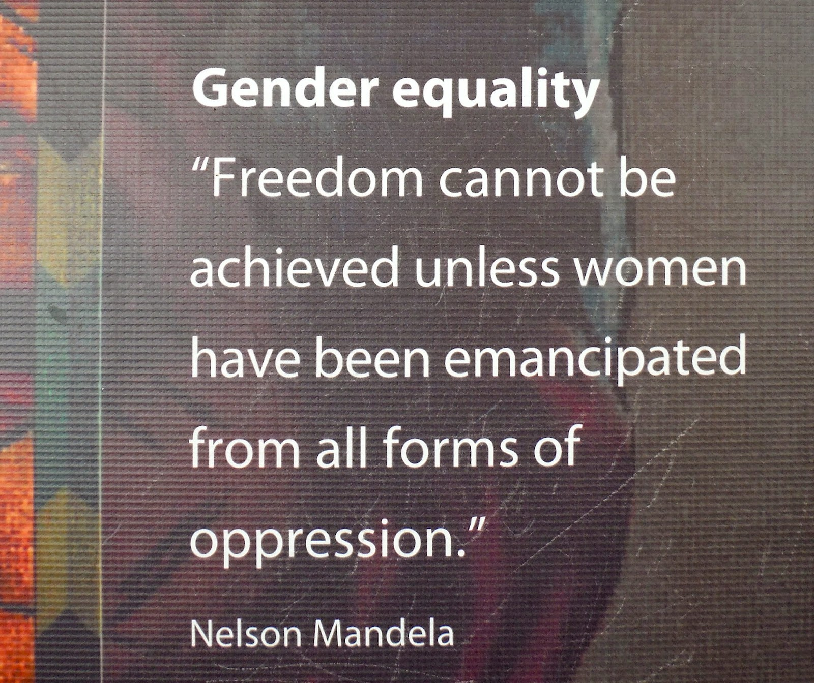 Famous Gender Equality Quotes. QuotesGram