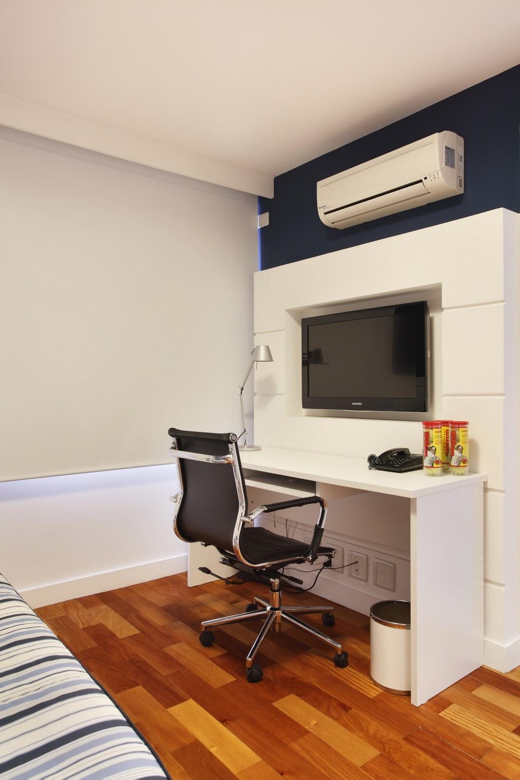Mesa De Estudo Para Quarto Com Painel Redival Com ~ Painel Para Tv Quarto Com Bancada