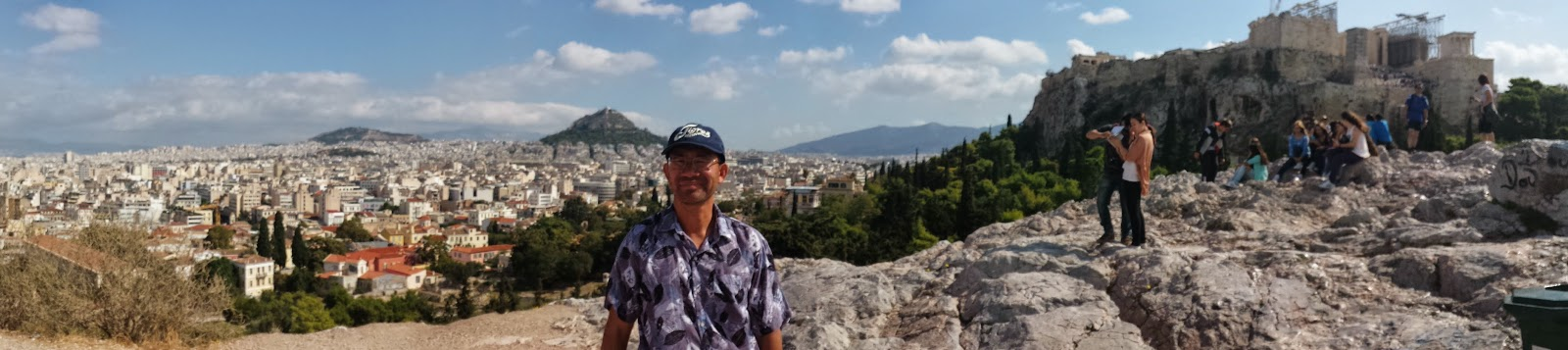 Panorama Athens