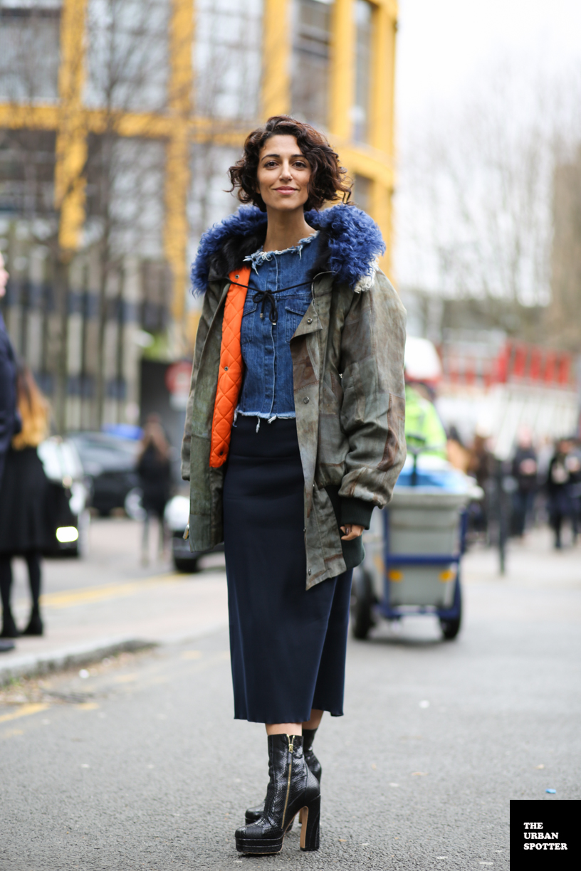 Fashion Inspiration Yasmin Sewell Fashion Director Cool Chic Style Fashion