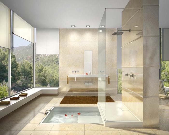 Casas minimalistas y modernas nuevos sanitarios de casas for Casas minimalistas vintage