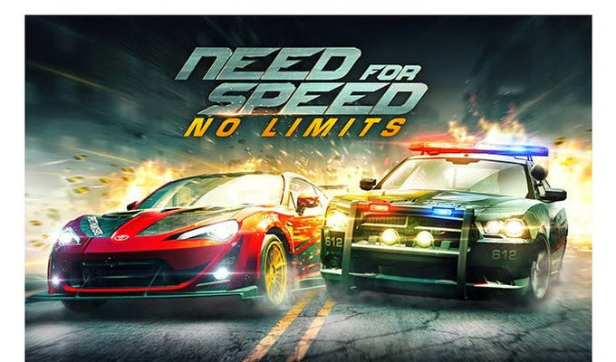 Need for Speed™ No Limits Apk Obb
