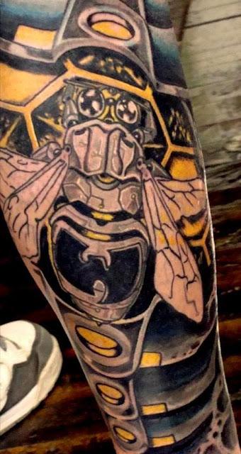 Wu tang clan disciples wu tat thursday 5 for Method man tattoo