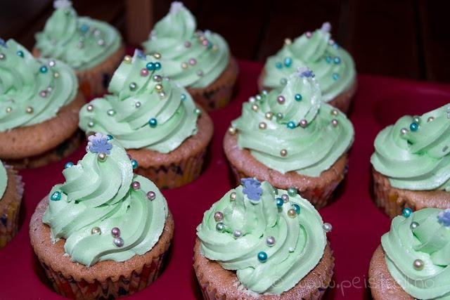 Christmastree-cupcakes
