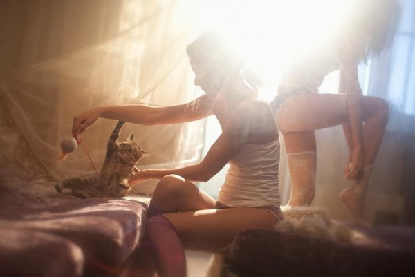 Cute Photography by Tatiana Mikhina