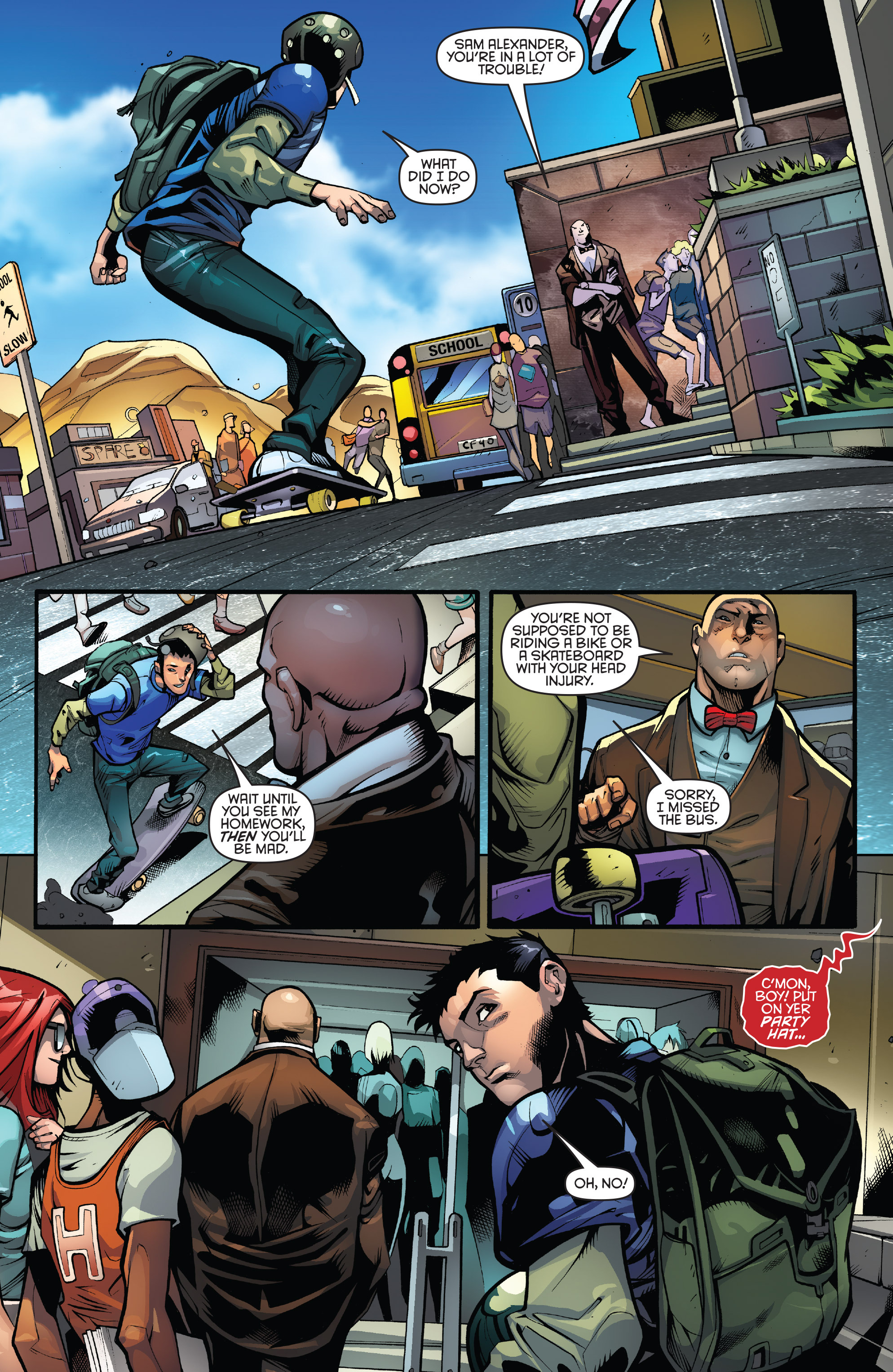 Nova (2013) - Chapter  26 | pic 20