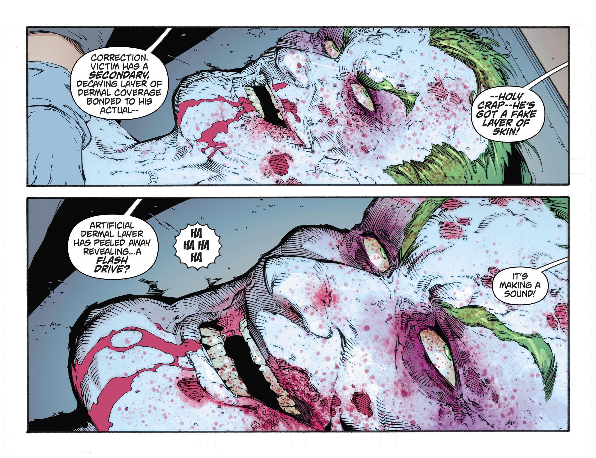 Batman: Arkham Knight [I] Issue #1 #3 - English 20