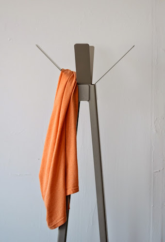 Spruce Coat Rack by Misewell