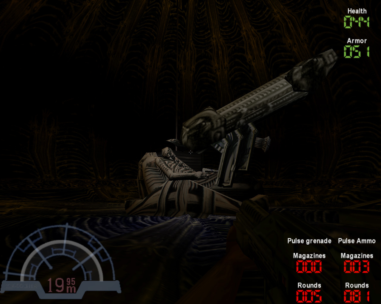 aliens colonial marines computer - photo #7