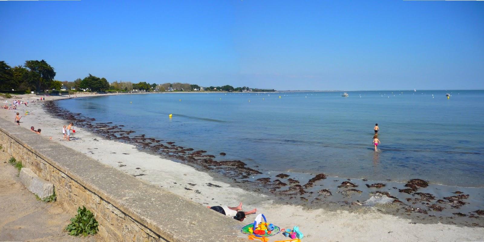 La presqu 39 le de rhuys et le golfe du morbihan la presqu 39 le c t oc an - Port saint jacques morbihan ...