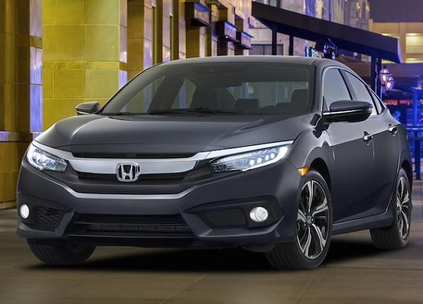 Honda dio más datos sobre el nuevo Civic que presentará en Tokio