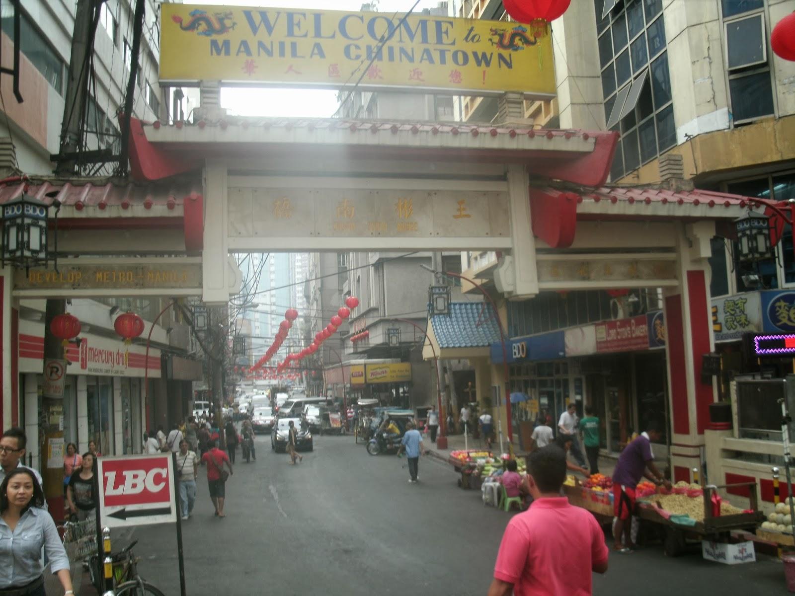 Manila, Chinatown
