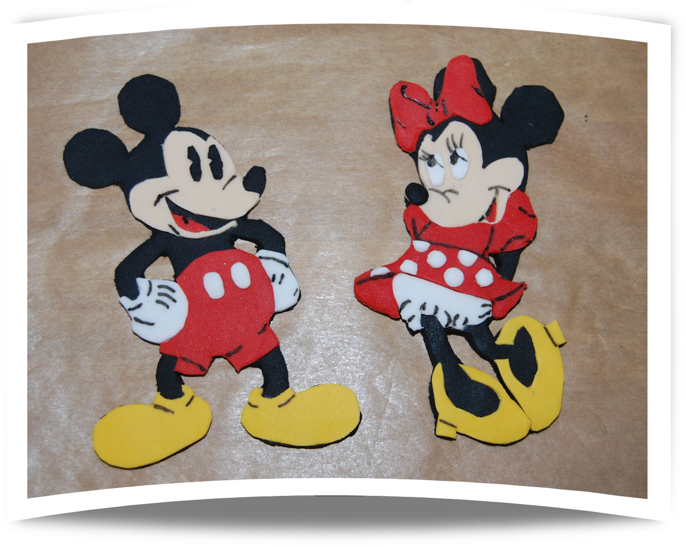 jarige mickey mouse plaatjes