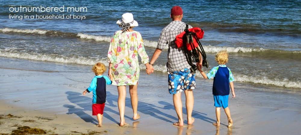 Outnumbered Mum