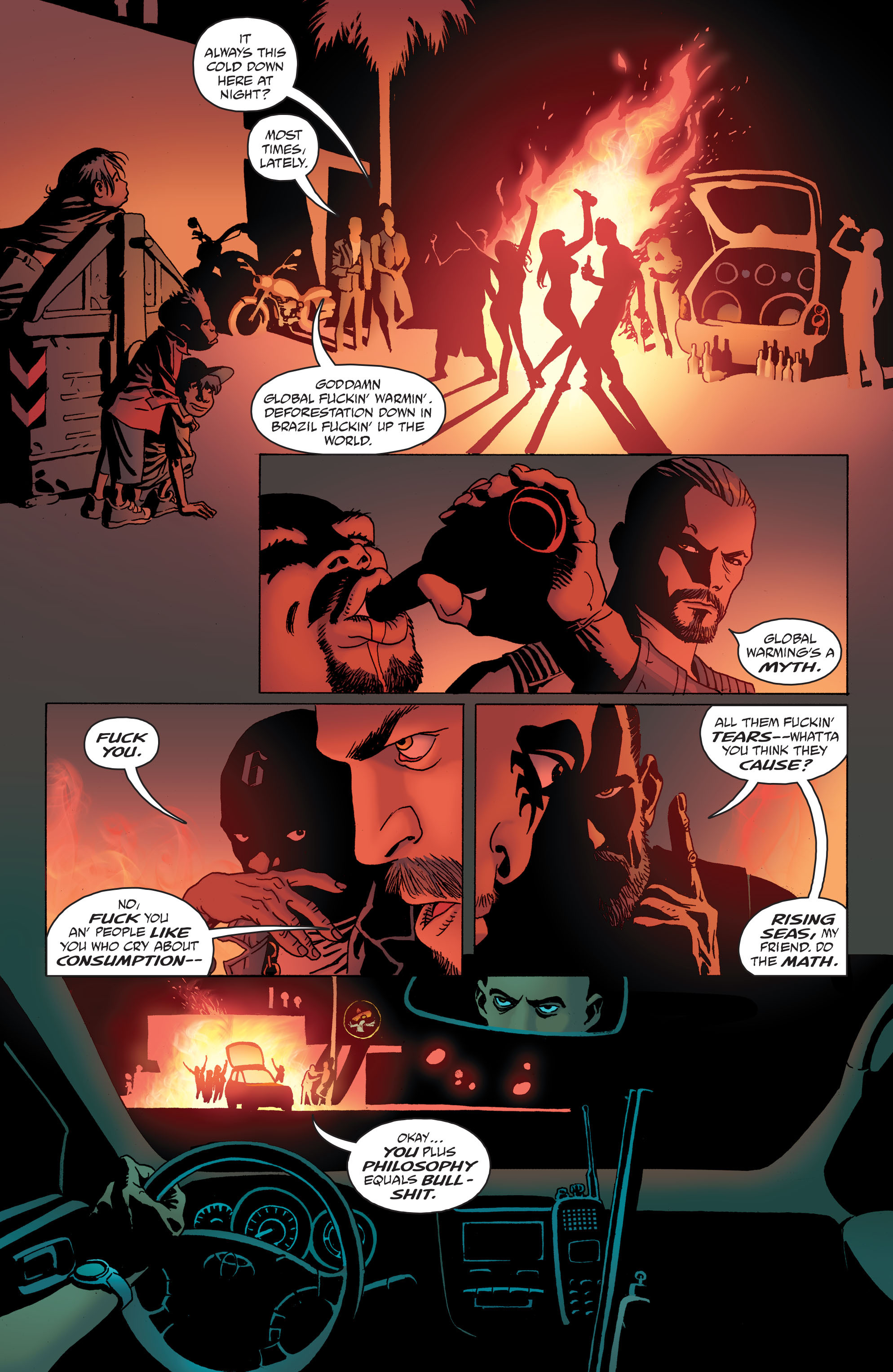 100 Bullets: Brother Lono Full Page 94