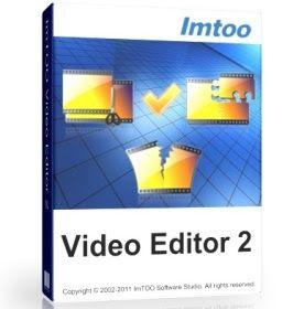 تحميل برنامج دمج فيديو مع الفيديو download imtoo video editor 2 programs merge videos