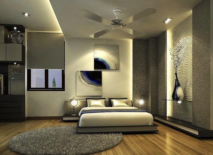 interior desain kamar tidur mewah terbaru mei 2015