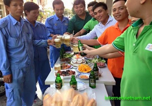 Buổi Tiệc Mừng Sinh Nhật 1 Tuổi FPT Gò Công, Tiền Giang 1
