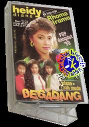 """HEIDY DIANA """"Pop Dangdut 90 : Begadang""""   Tembang Kenangan"""