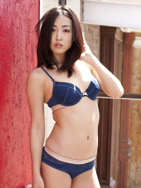 Minase Yashiro - Lingerie of jean