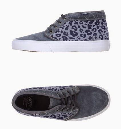 Sneakers abotinadas - VANS CALIFORNIA