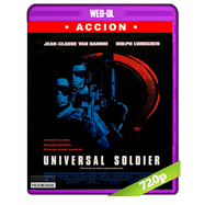 Soldado Universal (1992) BRRip 720p Dual Audio Latino-Ingles